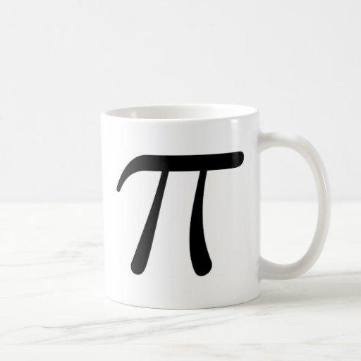 taza de café del pi