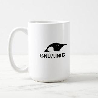 """Taza de café del pingüino de los """"empollones reale"""