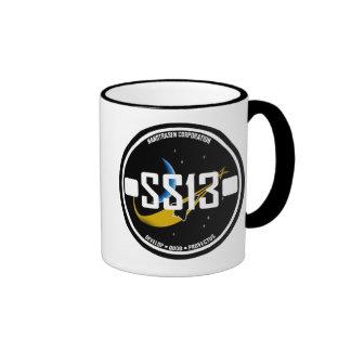 Taza de café del problema SS13
