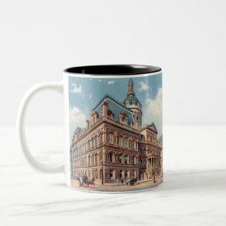 Taza de café del recuerdo - Baltimore, Maryland