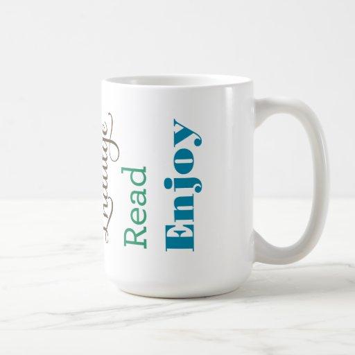 Taza de café del regalo del retiro