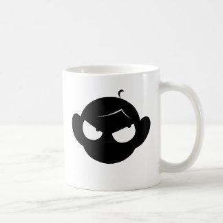 Taza de café del resplandor de Salem Darcy