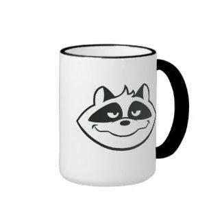Taza de café del ser humano/de la naturaleza