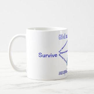Taza de café del síndrome del ` de la barra de Gui