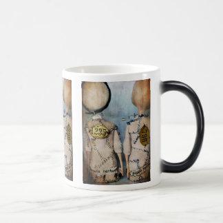 taza de café del steampunk