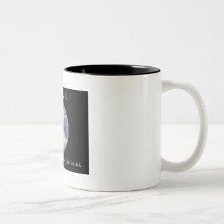 Taza de café del tono de la red archival 2 de