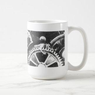 taza de café del trabajo