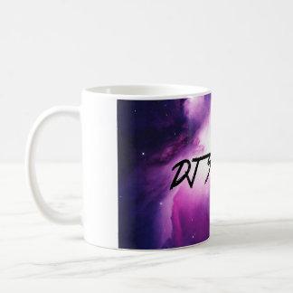 Taza de café del trineo de DJ