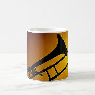 Taza de café del Trombone o Stein