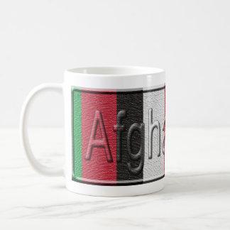 Taza de café del veterano de Afganistán