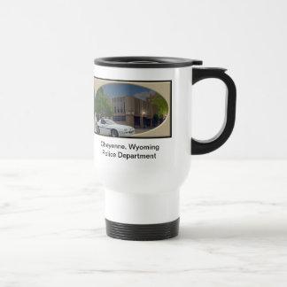 Taza de café del viaje