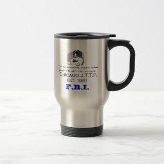 Taza de café del viaje de Chicago JTTF