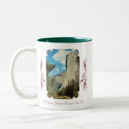Taza de café del Victorian del EL Capitan