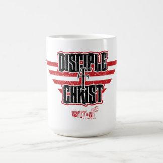Taza de café del vintage de Cristo del discípulo 4