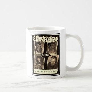Taza de café del vintage S.H.