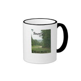 Taza de café del viraje