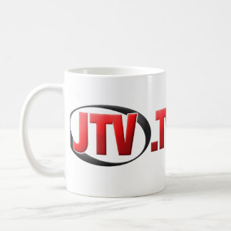 Taza de café del Web site de JTV