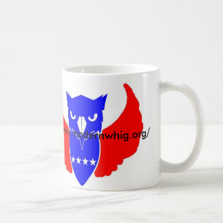 Taza de café del Whig