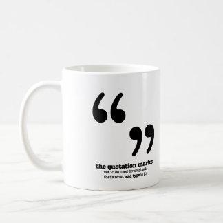 Taza de café divertida de los regalos del profesor