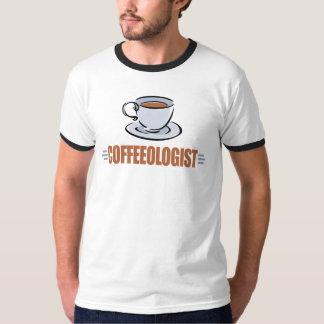 Taza de café divertida remeras