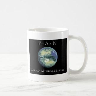 Taza de café doble de Imgae de la red archival de