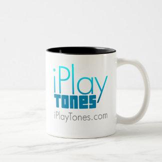Taza de café - Dos-Tono 11 onzas