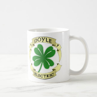 Taza de café eléctrica de Doyle