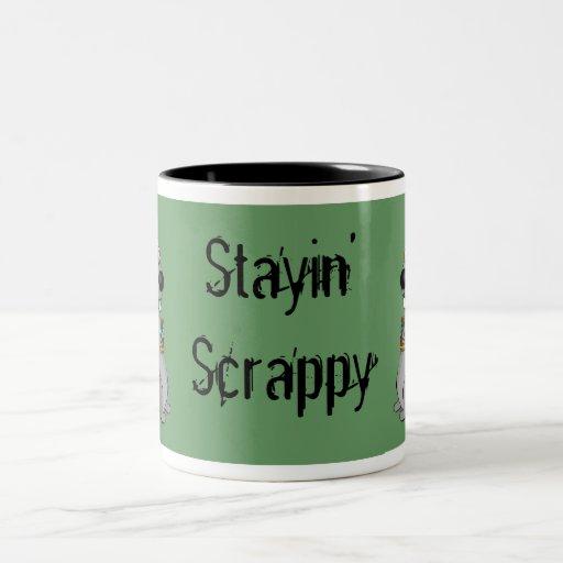 Taza de café escasa de Stayin