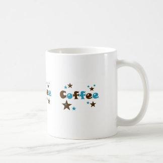Taza de café especial