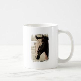 Taza de café excelente del vintage