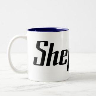 Taza de café expresa del pastor #1