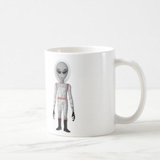 Taza de café extranjera de Eddie