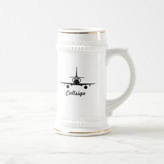 Taza de café F-15