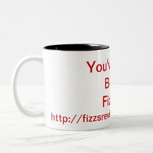 taza de café fizzed