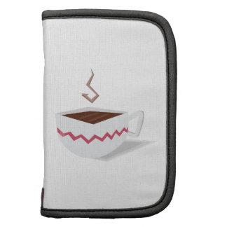 Taza de café organizador