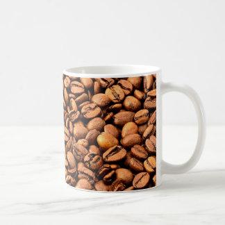 Taza de café (frontera anaranjada)