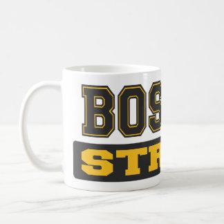 Taza de café FUERTE de BOSTON