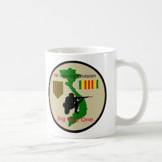 Taza de café grande del remiendo del veterinario d