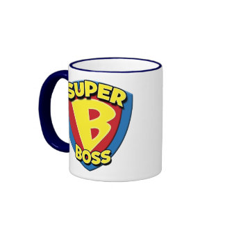 Taza de café grande estupenda de Boss