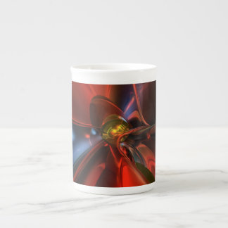 Taza de café grande y mala de la porcelana de hues taza de porcelana