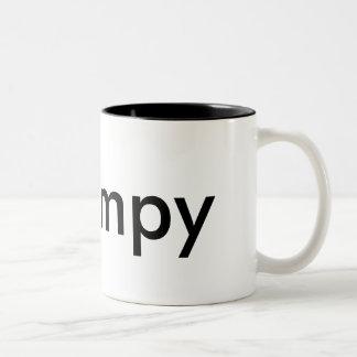 Taza de café gruñona