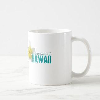 Taza de café hawaiana