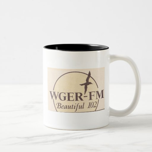 Taza de café hermosa 102 de WGER