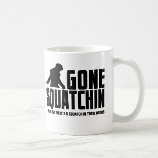 Taza de café IDA divertida de SQUATCHIN Sasquatch