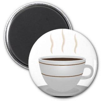 Taza de café imanes