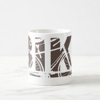 "Taza de café impresionante de la ""bici"""