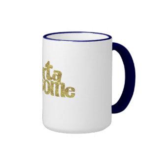Taza de café impresionante de Sorta