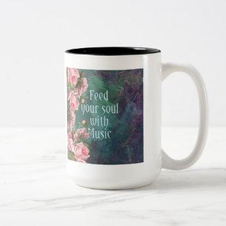 Taza de café, inspirada