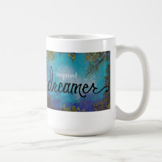 Taza de café inspirada del soñador de Noelle