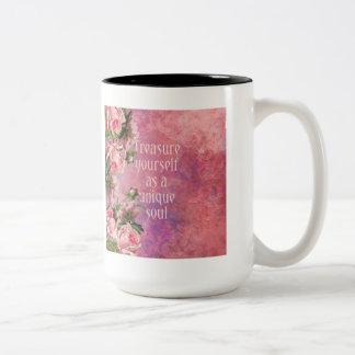 Taza de café. Inspirado